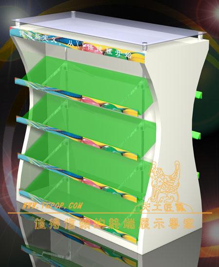 木板展柜-木板展示架|广东木板展示架|木制展示架
